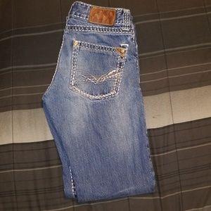 30×34 rock 47 mens jeans